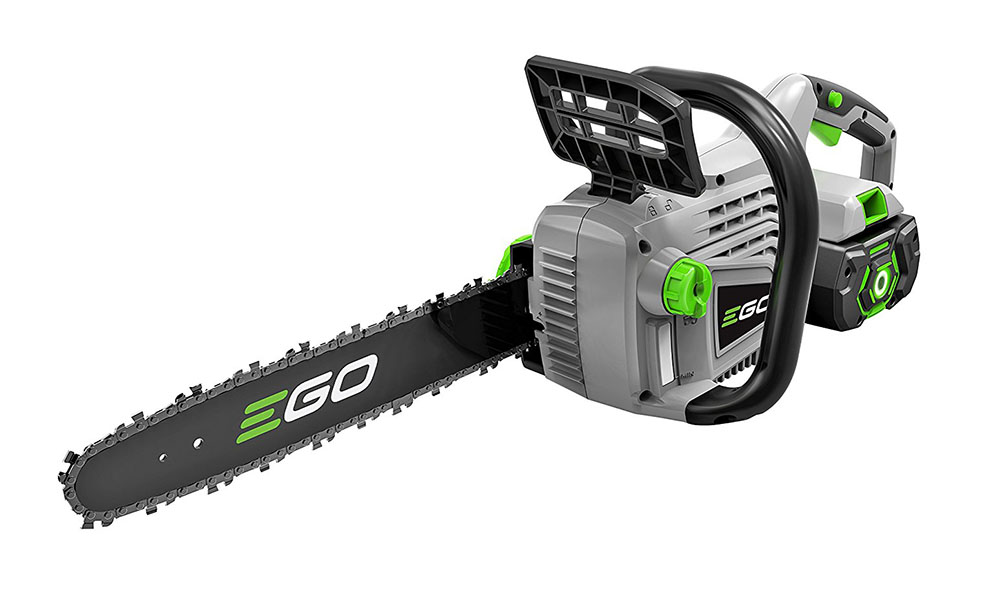 Ego Power 14 Quot Cordless Chainsaw Review Impressive